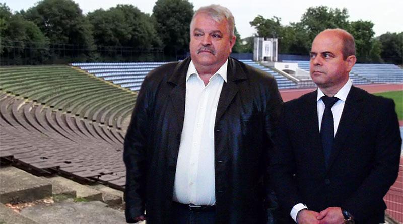 Миналата година от ръководството на Община Русе обещаха ремонт на Градския стадион през това лято.